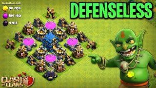 BASE HAS PRACTICALLY NO DEFENSES! Fix that Engineer ep56 | Clash of Clans