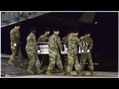 Pentagon faces demands on deadly niger attack