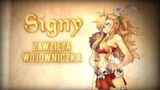 Signy - zawzięta wojowniczka z zachodnich krain
