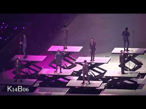 171125 EXO 엑소 - 부메랑 Boomerang + Lotto + Ka-CHING - EXO PLANET #4 - The ElyXiOn in Seoul [직캠]