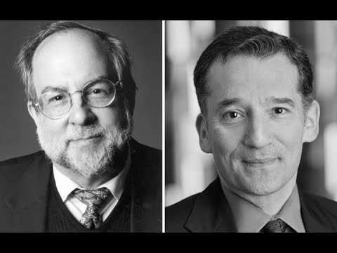 Inside The Rabbi's Study Debut: Rabbi Ed Feinstein & Rabbi David Wolpe