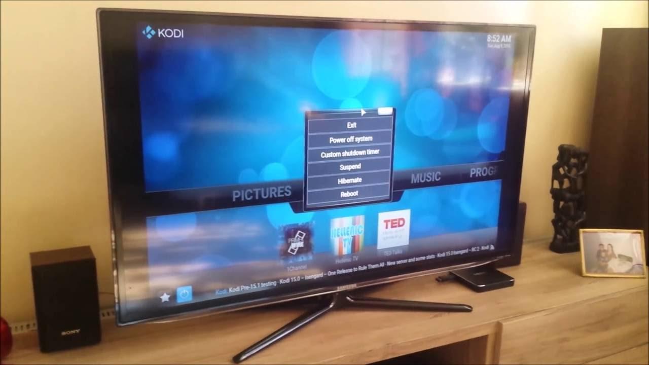 Ainol Mini PC Ⅱ 32GB Smart TV BOX Windows 8.1 Android 4.4 Dual OS Quad Core  XBMC REVIEW 39c8ca71881e