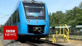 Are hydrogen trains the future of travel? - BBC News