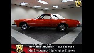 #337 - DET - 1974 Buick Riviera