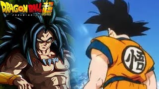 Dragon Ball Super Movie 2018 GOKU VS YAMOSHI!! SAIYAN VILLAIN  Dragon Ball Super Movie 2018 TRAILER!