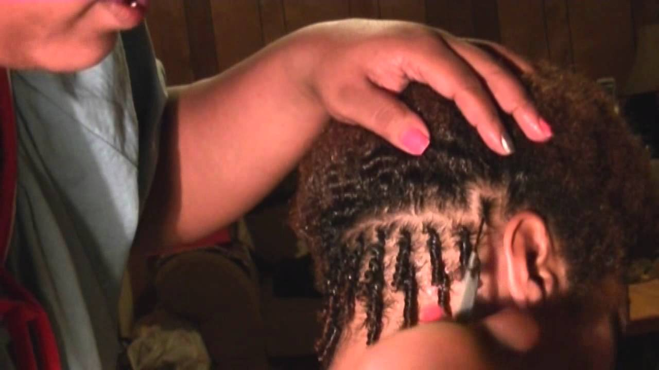 Quick How To Comb Twists Requested Youtube