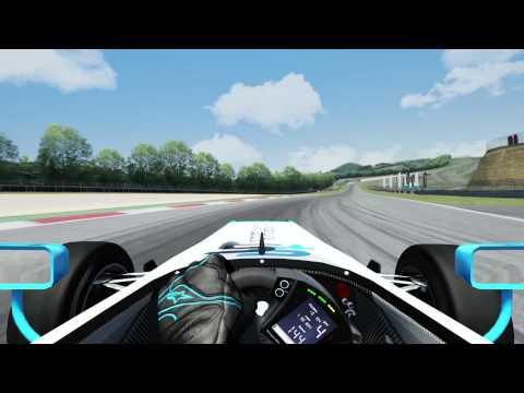 Assetto Corsa Formula 3 by MAK-Corp