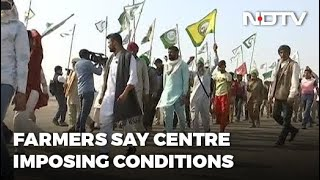 Farmers Protest: Farmers Reject Amit Shah's Offer After He Said