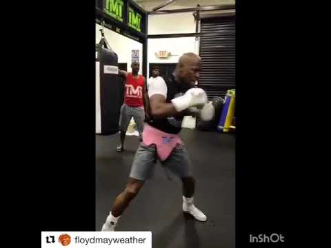 "BEEF! Sugar Ray Leonard To Floyd Mayweather ""I Would KO You Like I Did Your Dad"""