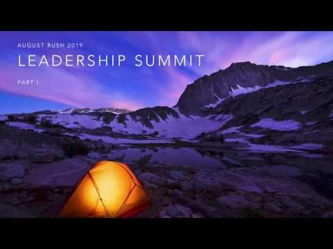 AR2019 Leadership Summit - Part1