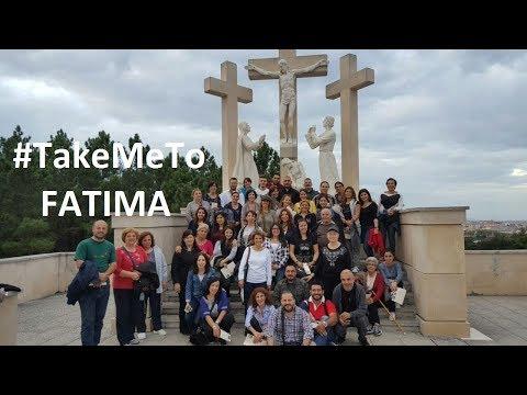 #TakeMeTo Fatima, Portugal - Travel Wanderlust (Oct 2016)