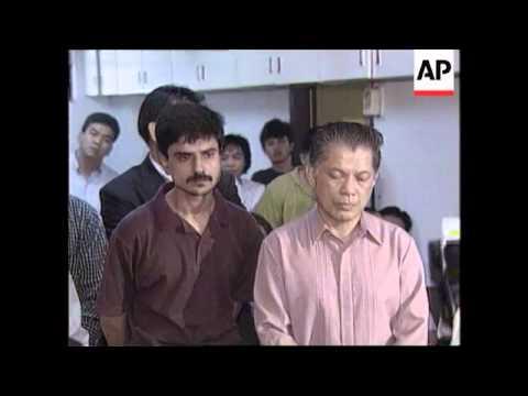 PHILIPPINES: MANILA: COURT ACQUITS 6 PAKISTANIS ACCUSED OF TERRORISM