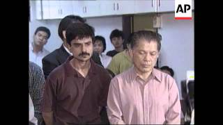 PHILIPPINES: MANILA: COURT ACQUITS 6 PAKISTANIS ACCUSED OF TERRORISM
