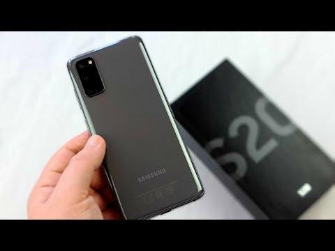 Samsung Galaxy S20: честный обзор!