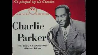 Warming Up A Riff / Charlie Parker The Savoy Recordings