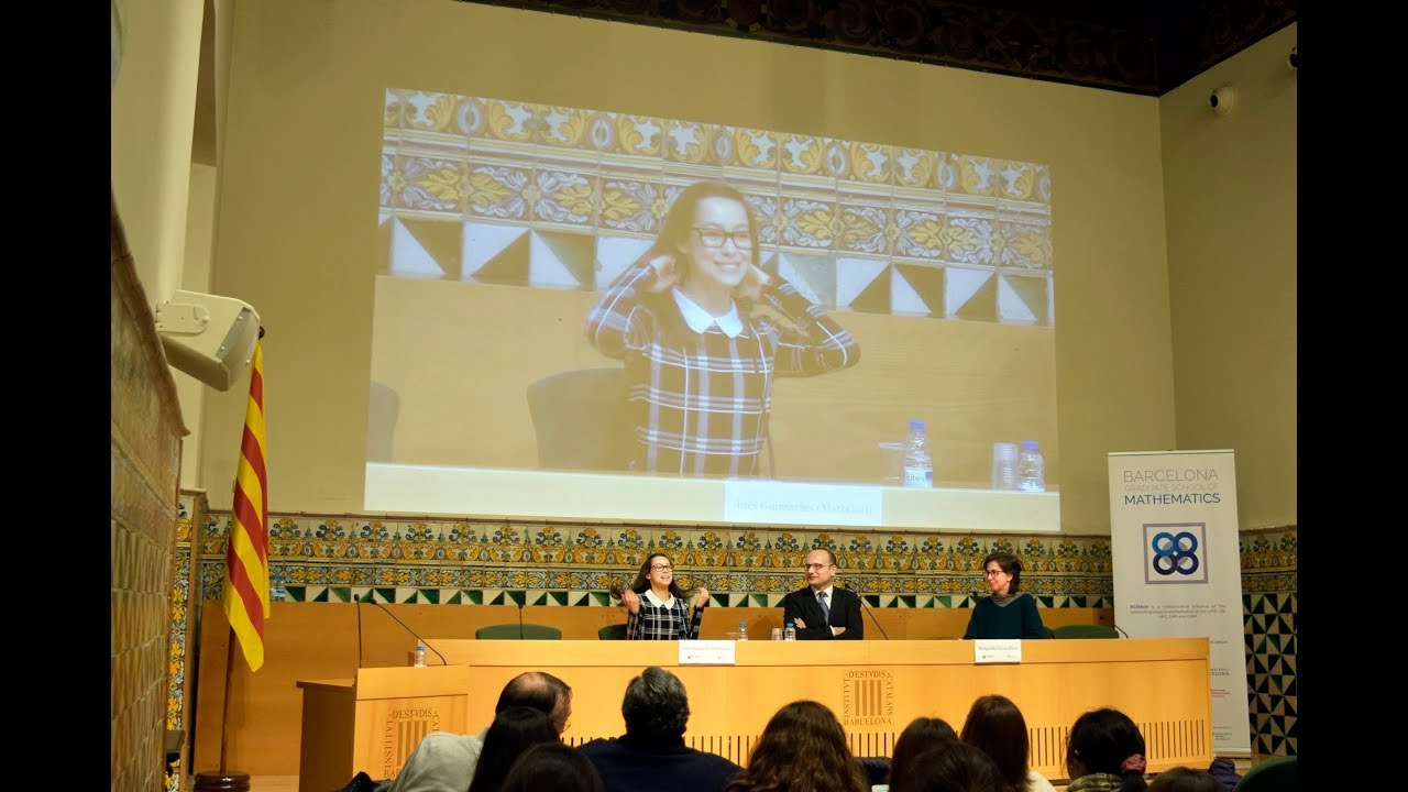 International Day of Women and Girls in Science 2019 - video 2