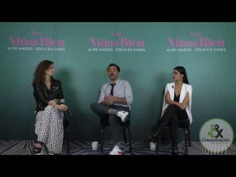 """Las Niñas Bien"" - Johanna Murillo,  Flavio Medina Y  Paulina Gaitán"