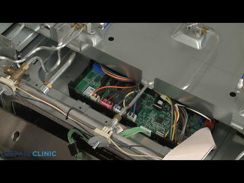 KitchenAid Convection Gas Range Main Control Board Replacement - Model #KSGB900ESS1