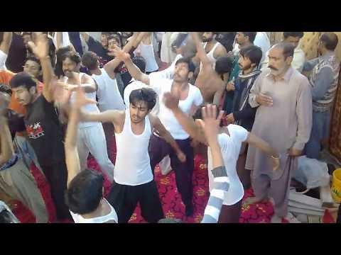 Noha Khan Rooh e Aza. Matami Dasta Azadaran Imam Musa Kazim a.s Mureed 19 Jamdi ul Sani  2020