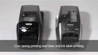brother ql 570 label printer youtube flv
