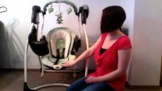 Graco Duo 2-in-1 Swing & Bouncer Review