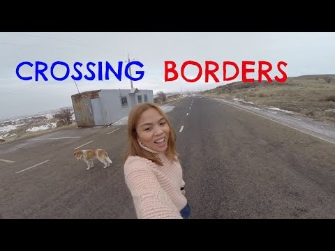 ARMENIA To GEORGIA | CROSSING BORDERS