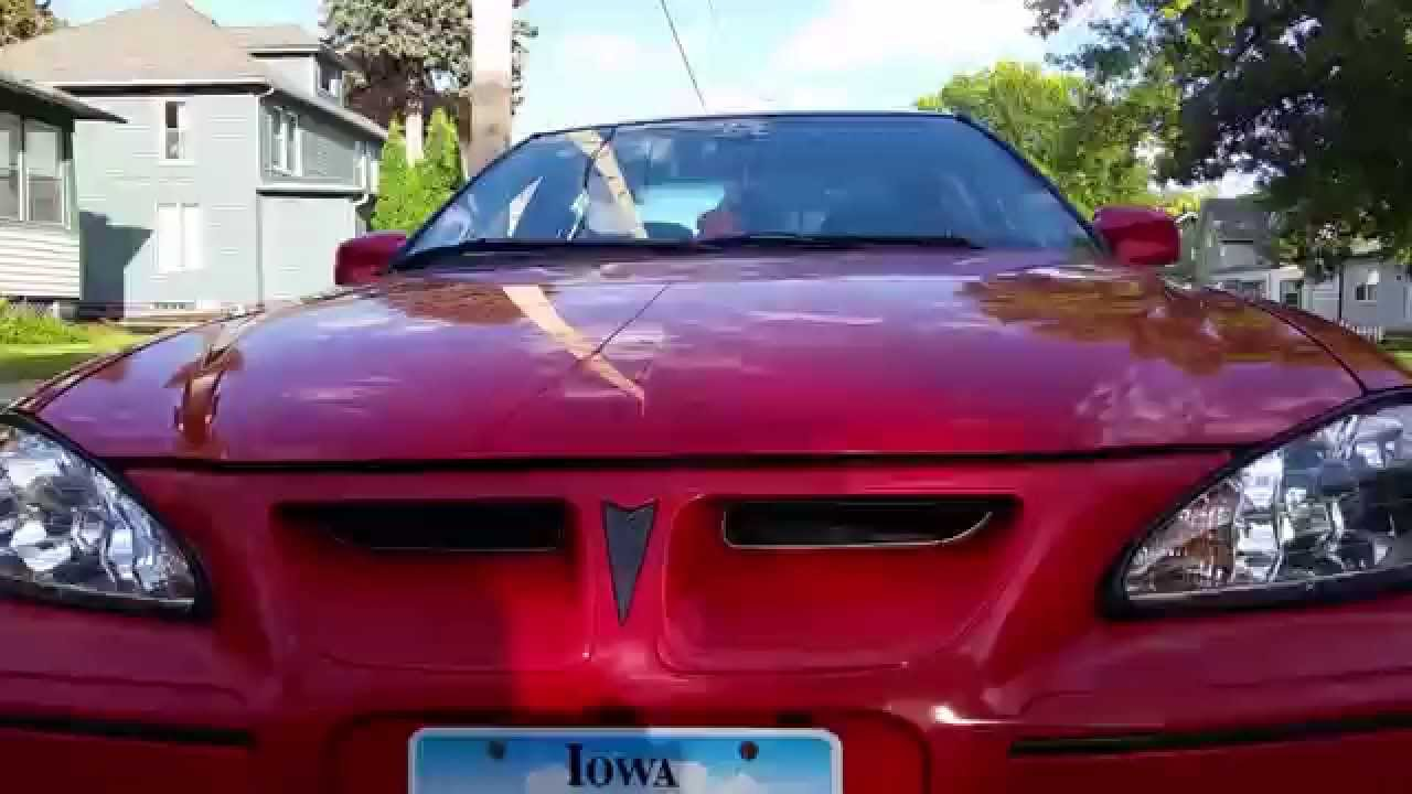Start 2 Finish: 2002 Pontiac Grand Am -- Fuel Filter Change - YouTubeYouTube