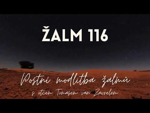 Žalm 116 - postní modlitba