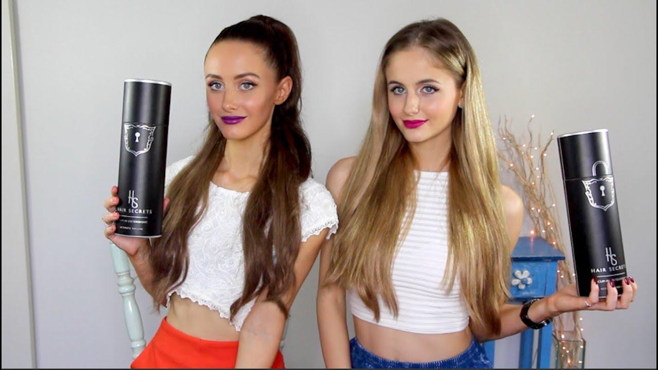 Hair secrets extensions review application youtube pmusecretfo Images