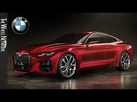 BMW Concept 4 – 2019 Frankfurt Motor Show