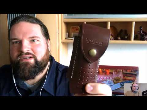 Uhren, Werkzeuge, EDC Gear & Kaffeeklatsch - BladeKnightShow mit ToolsForGents :-)