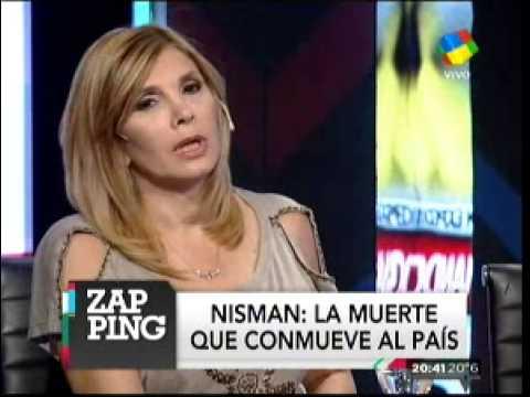 """Viviana Canosa: """"Siento que con Nisman se murieron la verdad y la justicia"""""""