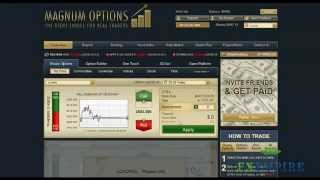 Magnum Options Review USA Friendly Binary Options Broker