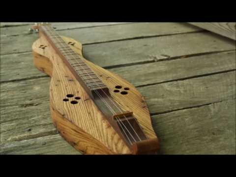 Six Appalachian Dulcimer solos (Paul Clayton) (1962)