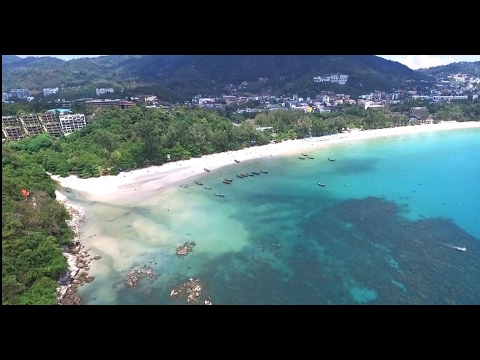 PHUKET THAILAND, KARON AND KATA BEACHES Vlog 163