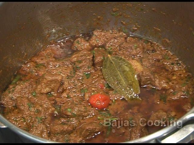 BEEF VINDALOO (Pakistani) Bajias Cooking
