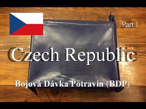 Czech Republic BDP Option V ~2015~ Part 1 Unboxing & Breakfast