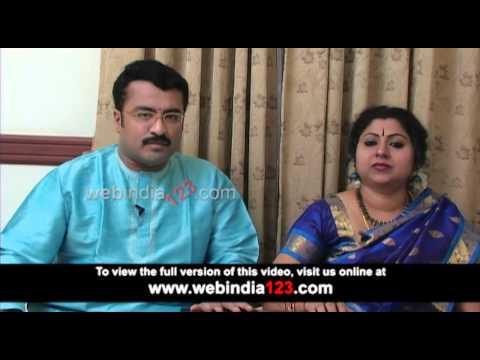 Interview with K Krishnakumar & Binni Krishnakumar