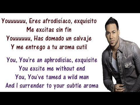 Romeo Santos - You - Lyrics English and Spanish - Translation & Meaning