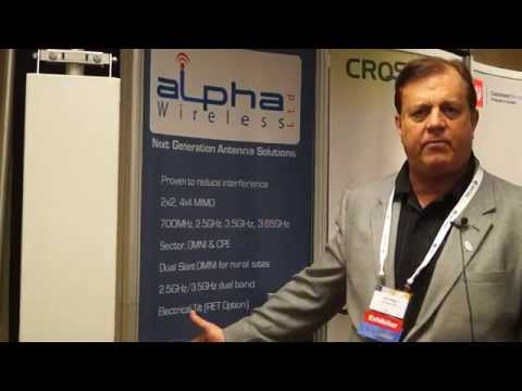 #CCAExpo: Crossover Corporation talks partnership with Alpha Wireless