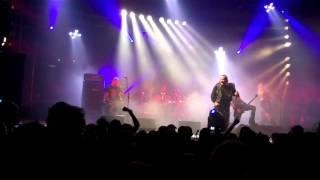 Entombed -Chief Rebel Angel - Hellfest 2012