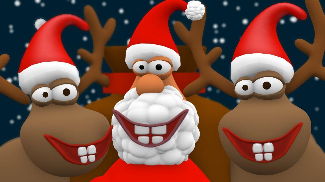 Continua la ricerca nella raccolta di istock di immagini. Auguri Di Buon Natale E Felice Anno Nuovo Canzoni Per Bambini E Bimbi Piccoli Tinyschool Italiano Youtube