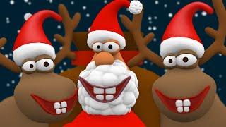 Auguri di buon natale e felice anno nuovo - Canzoni per bambini e bimbi piccoli Tinyschool Italiano