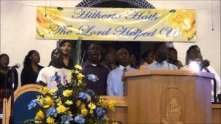 God Restores - Dynamic Praise performed by Eight Mile Rock Adoration