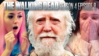 "Fans React To The Walking Dead Season 4 Episode 8: ""Too Far Gone"""