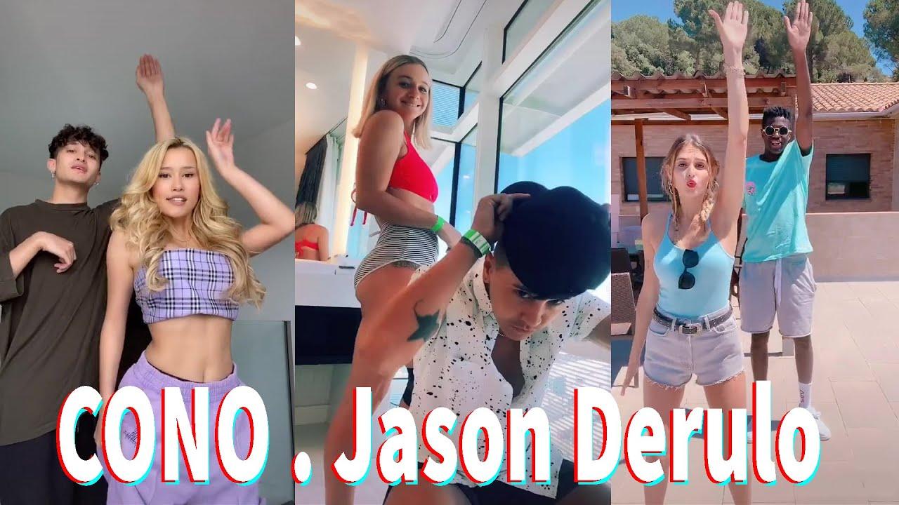 CONO.Jason Derulo TikTok  (Couple Ver) - New Dance TikTok Challenge