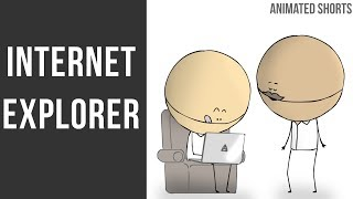 Nutshell Studios Presents Nobody Likes Internet Explorer Subscribe ...