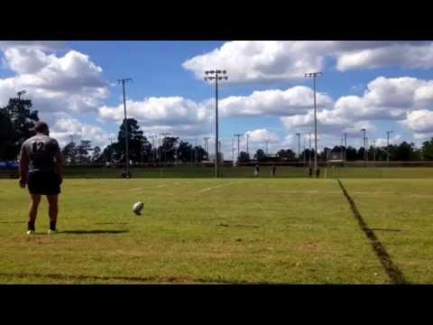Columbia Olde Grey Rugby Club vs. Asheville Part 2 (9/19/15)