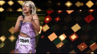 Shakira se ganó las palmas de los miembros del jurado