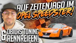 JP Performance -  Opel Speedster LaSiSe | Rennreifen & Dbilas Tuning